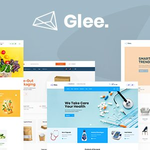 Glee – Multipurpose WooCommerce PSD Template