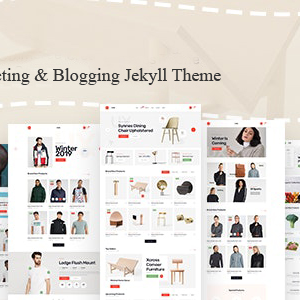 Vura – Affiliate Marketing & Blogging Jekyll Theme
