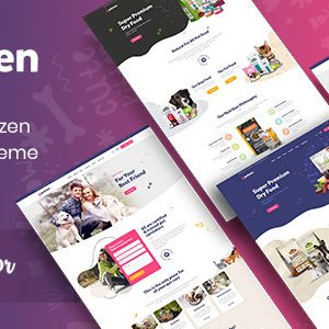 Petzen – Pet Care Center WordPress Theme