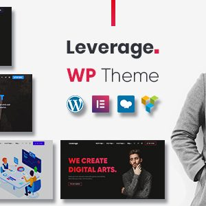 Leverage – Agency & Portfolio Creative Theme