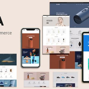 Boria – Multipurpose WooCommerce WordPress Theme