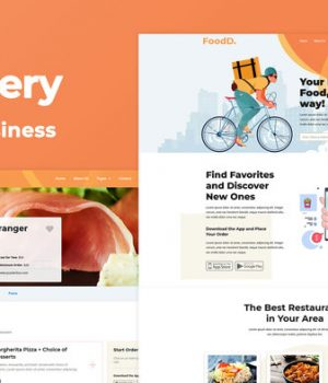 Food Delivery – Local Business