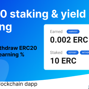 FarmFactory – Ethereum assets staking & yield farming