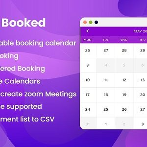 Easy Booked – Appointment Booking and Scheduling Management System for WordPress