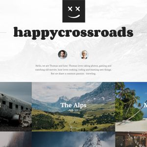 HappyCrossroads – A home for your travel stories