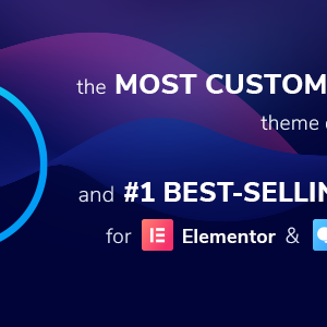 The7 — Website and eCommerce Builder for WordPress