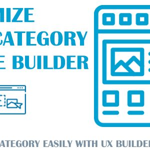 Customize Post Categories for UX Builder (Flatsome Theme)